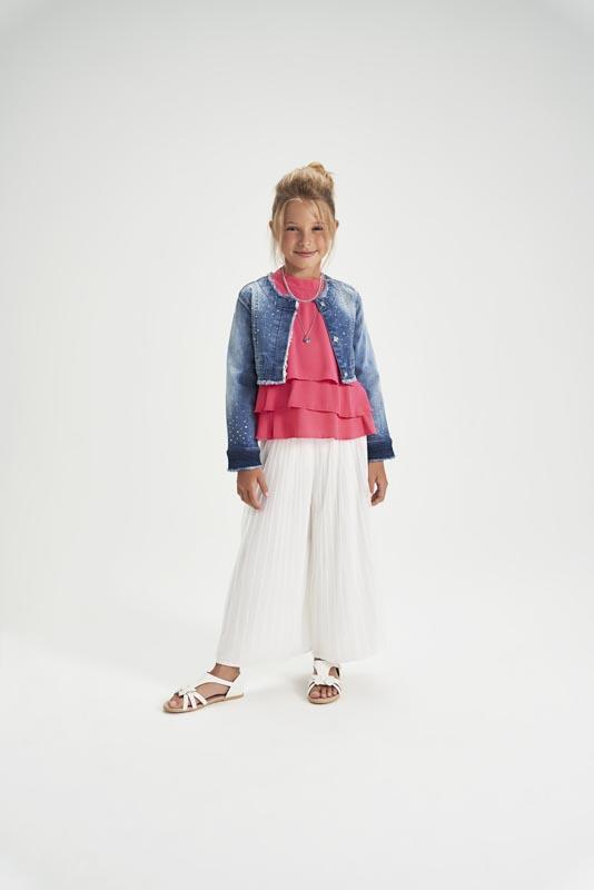 Детска пола-панталон Sarabanda 02417
